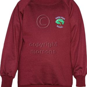 Hayes Park Crew Neck Sweatshirt