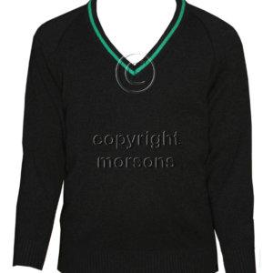 Swakeleys Emerald V neck Pullover