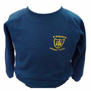St Bernadette Sweatshirt