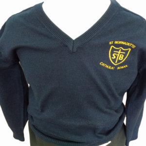 St Bernadette School Pullover