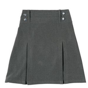 ZECO LYCRA FOUR BUTTON SKIRT