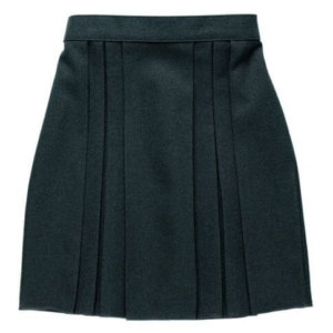 Six Pleat Skirt